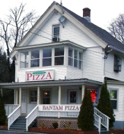 Bantam Pizza Restaurant