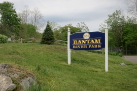 Bantam River Park on Route 202